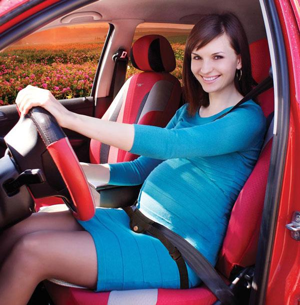 Подушка в авто для беременных 52