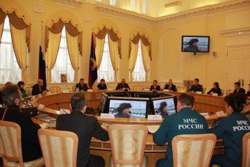 В областной администрации состоялось заседание круглого стола на тему Можно ли предотвратить войну на дорогах