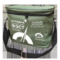 Укладка санитарной сумки ФЭСТ по приказу от 08.02.2013 г. № 61н